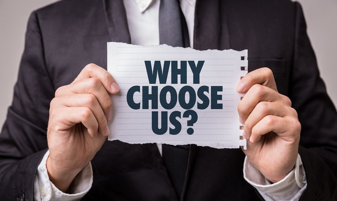 Why Choose Top Jobs Group?